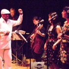 'El Iyawo' Davis – band dancer + singers (Small)