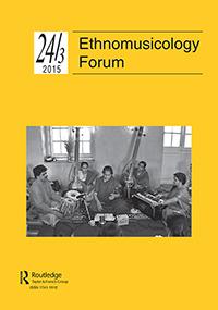 Ethno forum cover