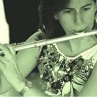 Sue miller flute b&w (Small)
