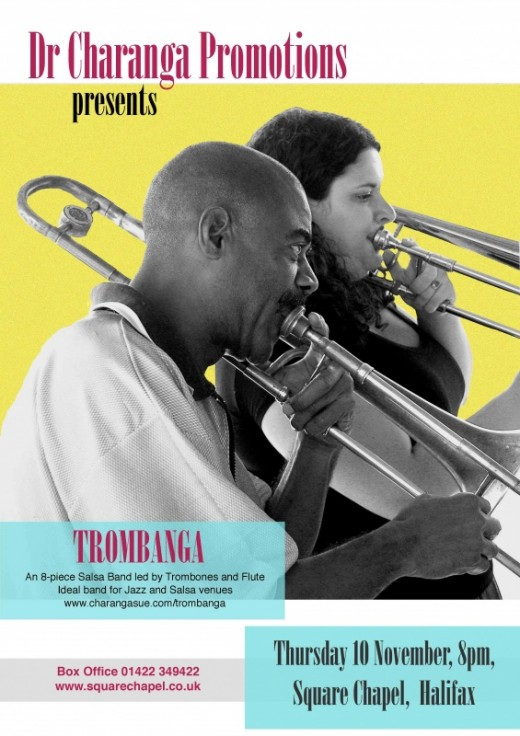 Thursday 10 November Trombanga performance